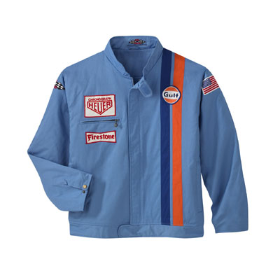Steve Mcqueen Le Mans Ice Blue Racing Jacket Ac6412 Newsonf1 Usa Online Store