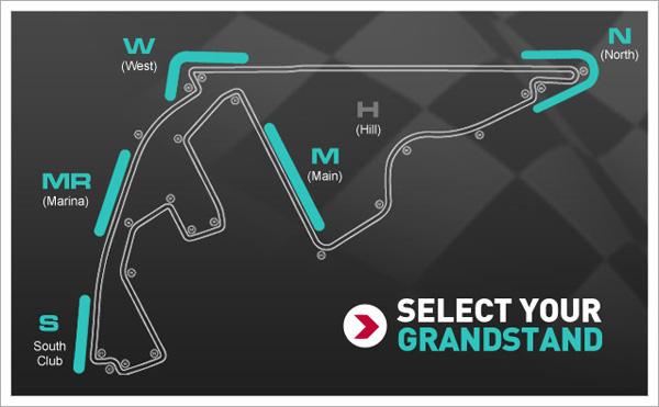 2014 Formula 1 Grand Prix Tickets News On F1