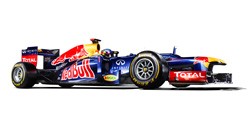 The 2012 Red Bull RB8 (launched 6 February 2012)