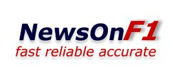 NewsOnF1 Logo