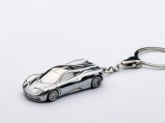 Autoart Pagani Huayra Car Keychain