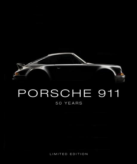 Porsche 911: 50 Years Book