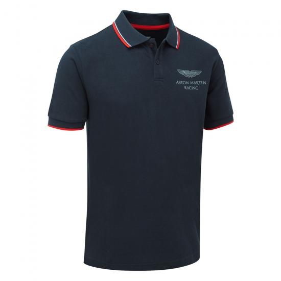 Aston Martin Racing Logo Polo Shirt