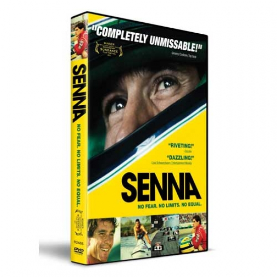 Ayrton Senna Movie DVD