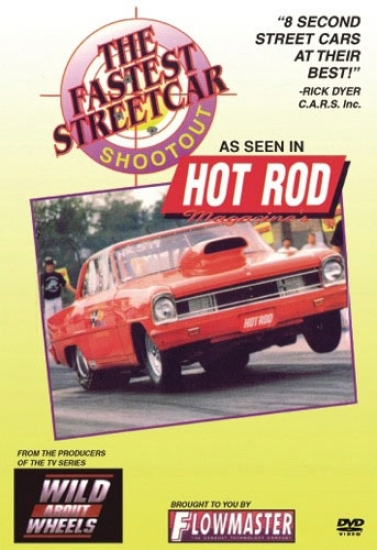 The Fastest Street Car Shootout DVD