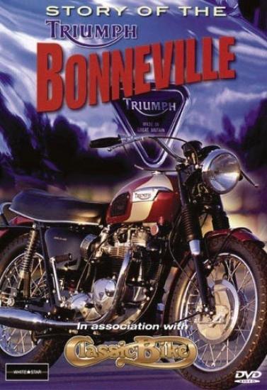 Triumph of the Bonneville DVD