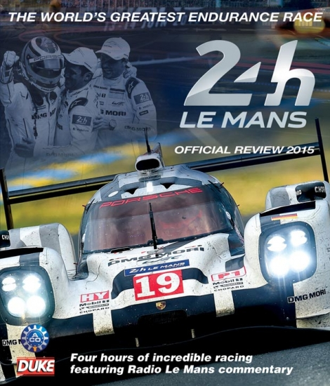 Le Mans Review 2015 Blu Ray
