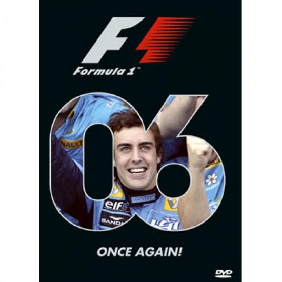 Formula 1 Review 2006 DVD