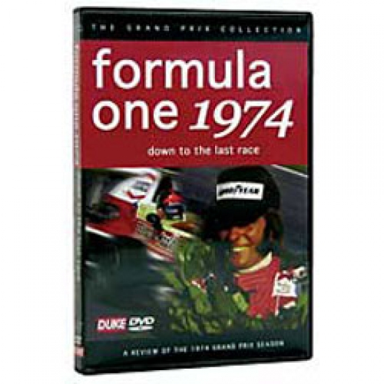 Formula 1 Review 1974 DVD