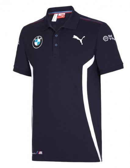 BMW Motorsport Puma DTM Team Polo Shirt