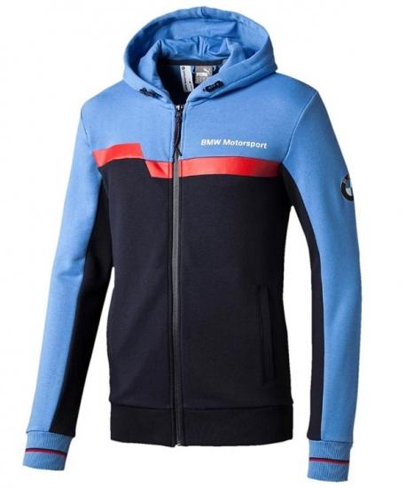 BMW Motorsport Puma Hooded Sweat Jacket