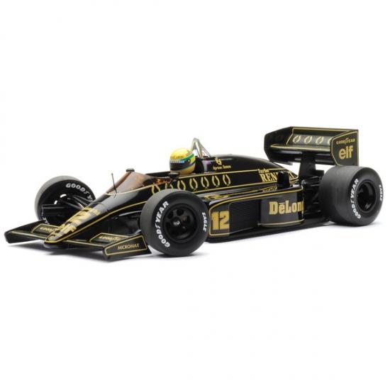 Lotus 98T Ayrton Senna 1986 Minichamps 1:18th
