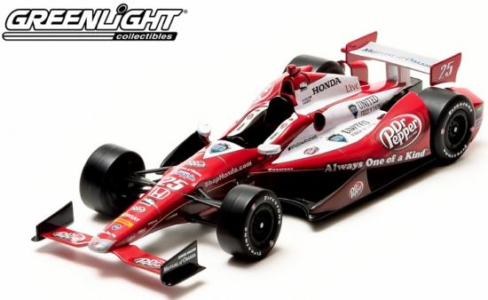 Marco Andretti #25 Andretti Autosport IndyCar Greenlight 1:18th