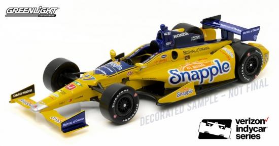 Marco Andretti Andretti Autosport #27 IndyCar 1:18th