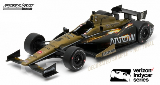 James Hinchcliffe Schmidt Peterson #5 IndyCar 1:18th
