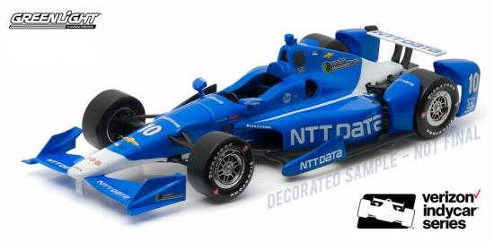 Tony Kanaan Chip Ganassi #10 IndyCar 1:18th
