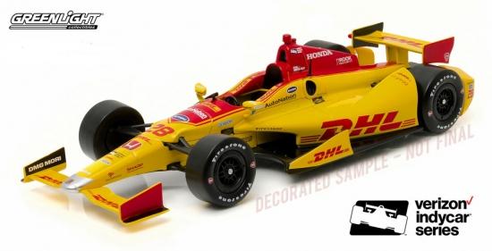 Ryan Hunter-Reay Andretti Autosport #28 IndyCar 1:18th