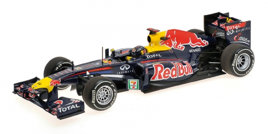 Red Bull Racing Sebastian Vettel 2011 Japan GP Minichamps