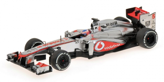 Jenson Button Vodafone Mclaren Mercedes 2013 Minichamps