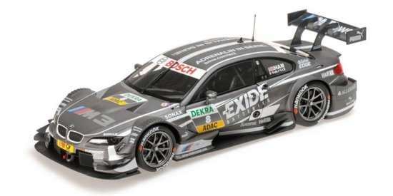 MC 1:18th BMW M3 DTM Team RBM Joey Hand 2013