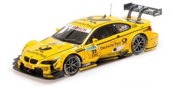 Timo Glock BMW M3 Team MTek DTM 2013 1:18th