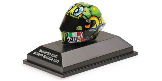 Valentino Rossi Mugello GP 1:8th Scale