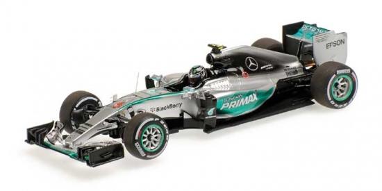 Nico Rosberg Mercedes AMG F1 2015