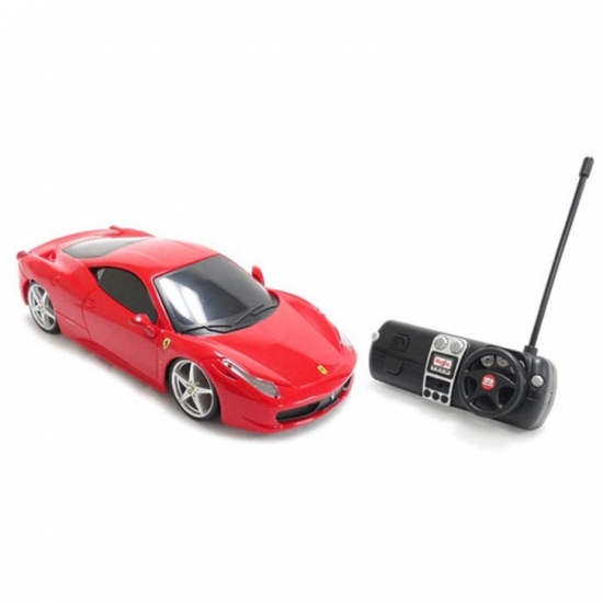 Ferrari 458 Italia Red R/C 1:24th Maisto