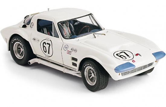 Roger Penske Chevy Corvette Grand Sport #67 True Scale 1:43rd