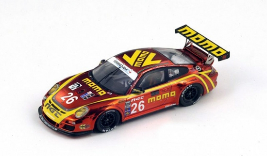 Porsche 997 GT3 2012 Daytona 24hr #26 Spark 1:43rd Model