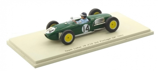 Jim Clark Lotus 18 Portugal GP 1:43rd Spark Model