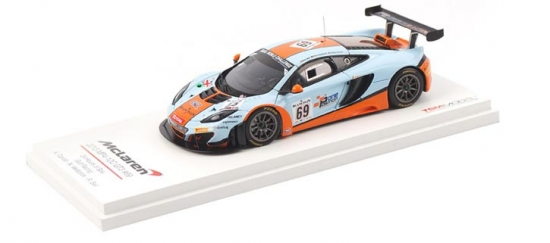 McLaren MP4-12C GT3 Gulf Racing #69 24hr of Spa 1:43rd