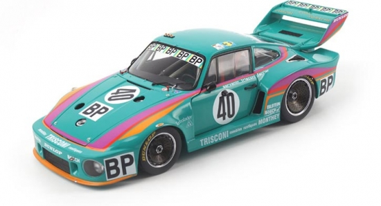 Porsche 935 Kremer Racing #40 Le Mans 1979 TSM