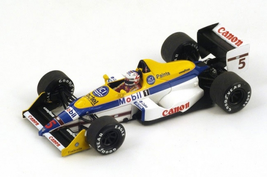 Nigel Mansell Williams FW12 1988 Spark