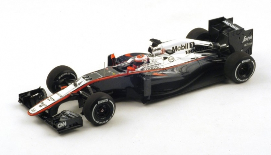 Jenson Button McLaren Honda 1:18th 2015