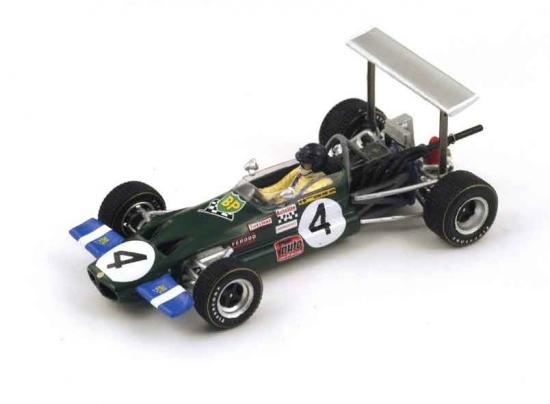 1:43rd Jochen Rindt Lotus 59 Pau GP Rindt 1969