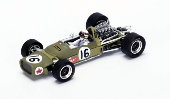 1:43rd Jackie Stewart Matra MS9 South African GP 1968