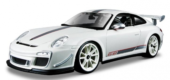 Porsche 911 GT3 RS 4.0 BBurago 1:18th