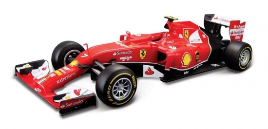Kimi Raikkonen Ferrari SF15-T Bburago 1:43rd