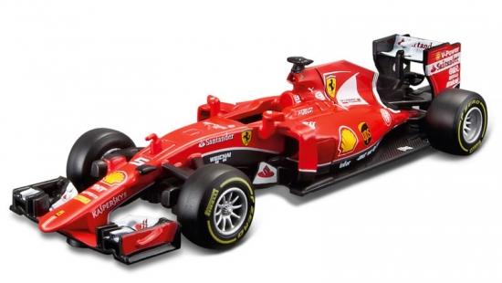Sebastian Vettel Ferrari SF15-T Bburago 1:43rd