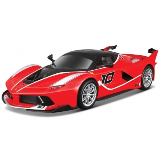 Ferrari FXX-K Red Bburago 1:24th