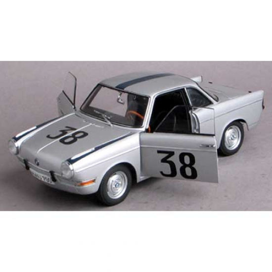 BMW 700 Coupe Hans Stuck #38 Autoart 1/18th Diecast Model