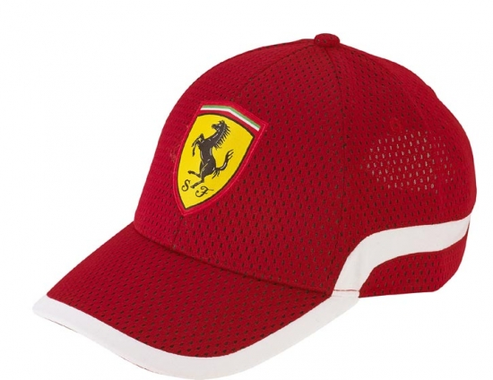 Ferrari Red Track Hat