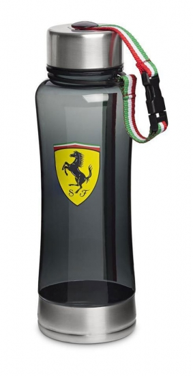 Ferrari Black Race Sports Bottle