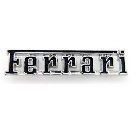 Ferrari Logo Pin