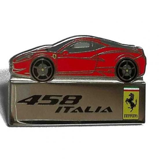 Ferrari 458 Italia Car Pin