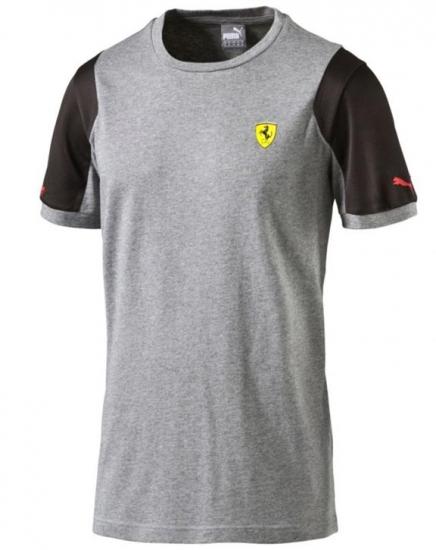 Puma Ferrari Gray SF Tee