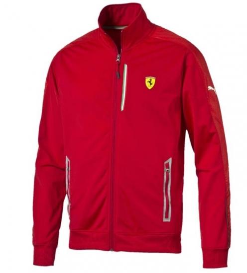 Puma Ferrari Red SF2 Track Jacket
