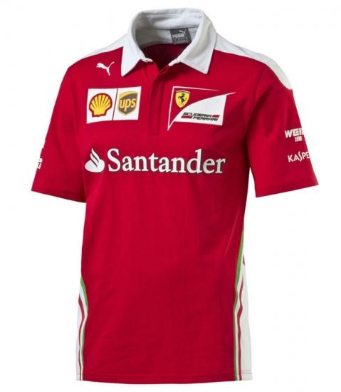 Scuderia Ferrari Team Polo 2016