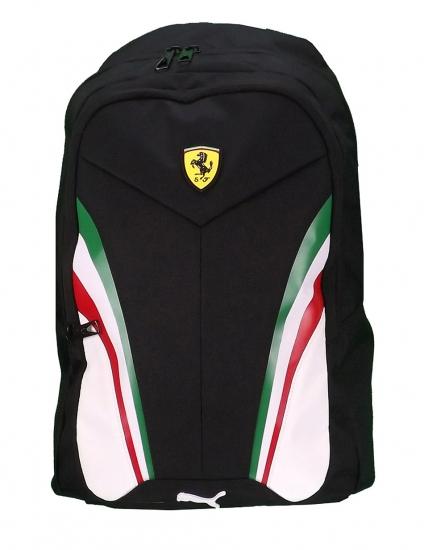 Scuderia Ferrari Black Team Backpack
